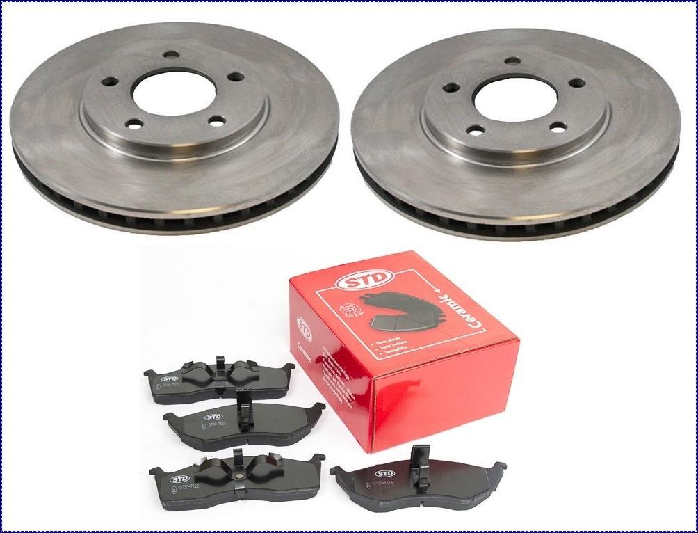 City ROVER disques de frein avant plaquettes de frein ventilé